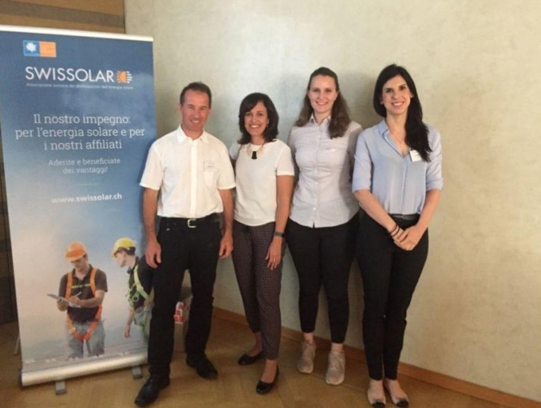 Solar Update Svizzera italiana