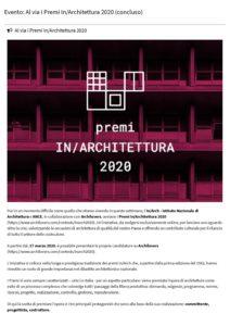 Read more about the article Beni Culturali online – Premio speciale