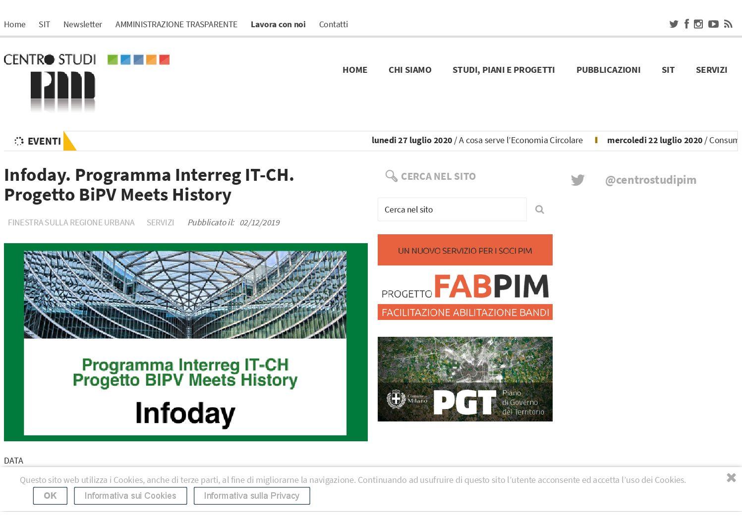 PIM – Infoday (en)