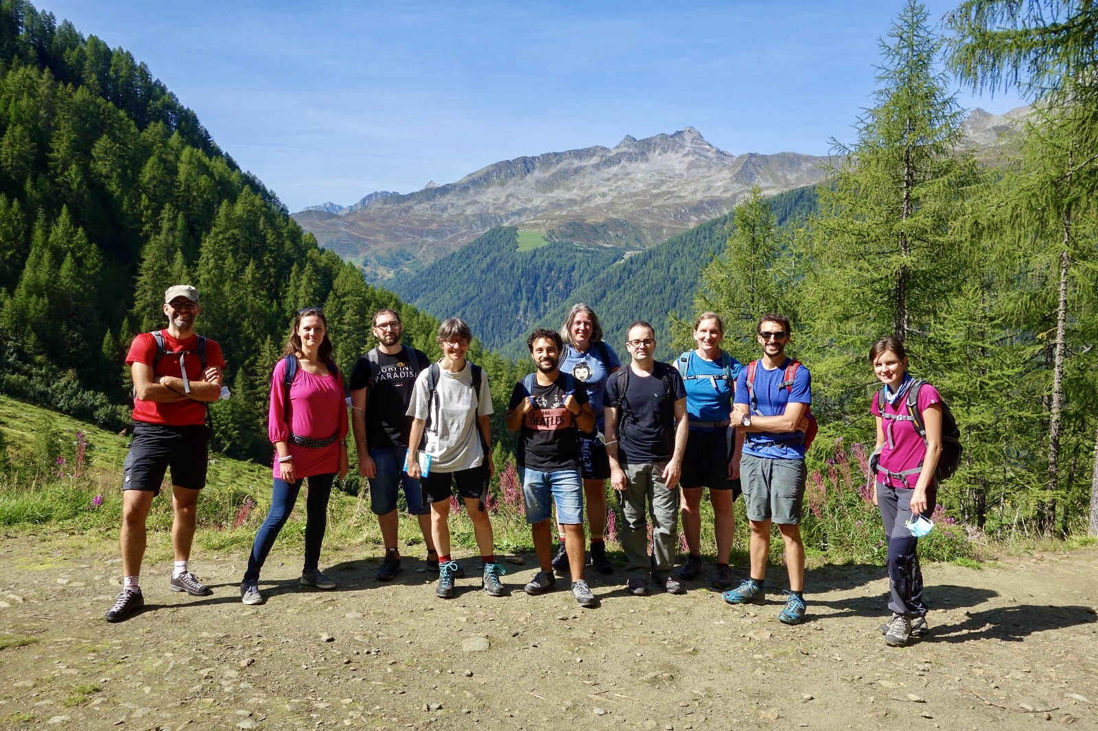 Team Building in Valle Aurina