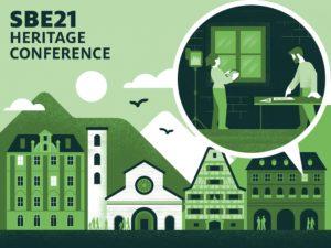 """Conferenza """"SBE21 Sustainable Built Heritage: Risanare gli edifici storici per un patrimonio architettonico a basse emissioni"""""""