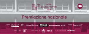 Premi IN/ARCHITETTURA 2020: tutti i vincitori