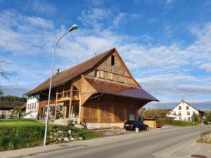 Caso studio: Edificio rurale a Seegräben