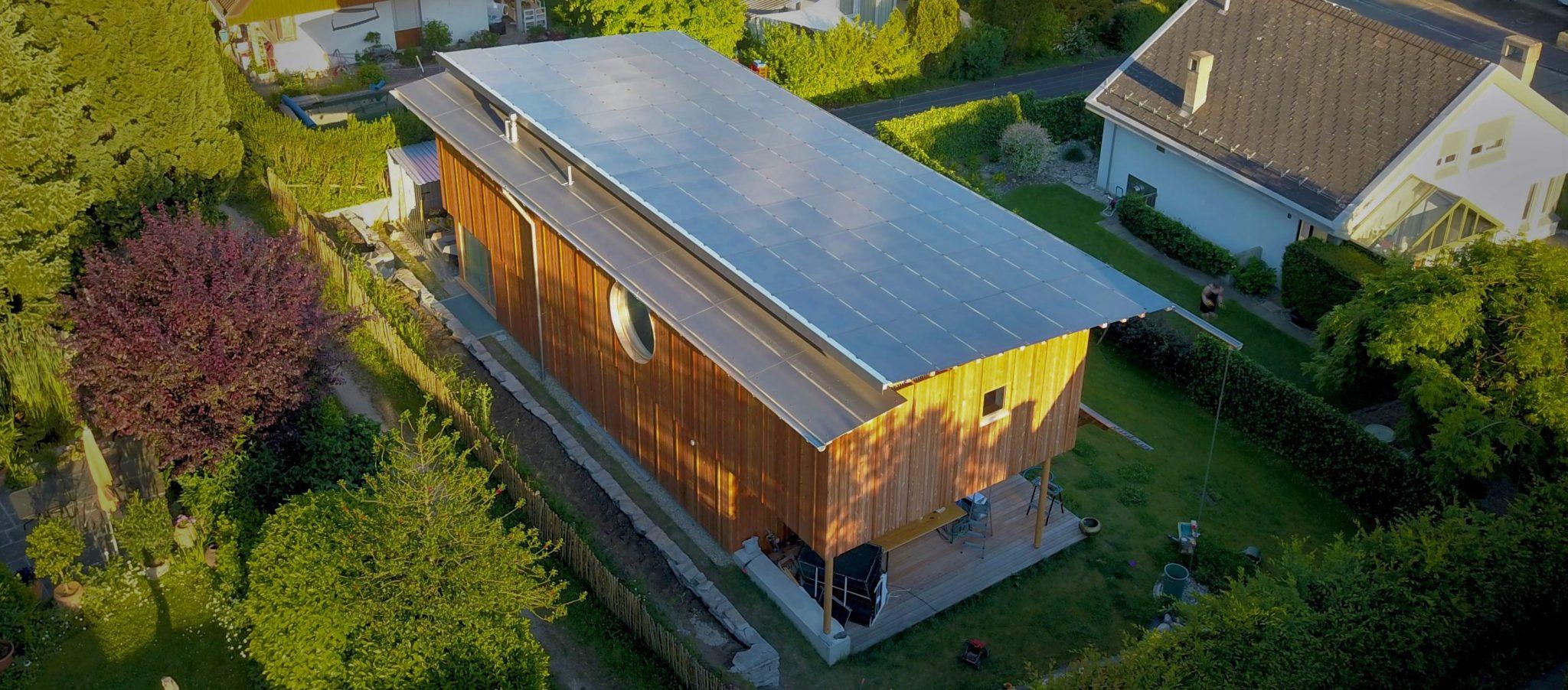 You are currently viewing Edificio in legno a Moosweg