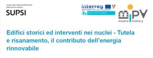 Read more about the article Training workshop a Mendrisio: Edifici storici ed interventi nei nuclei