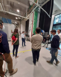 Read more about the article Study Tour PV Labs